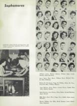 1957 Suitland High School Yearbook Page 74 & 75