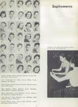 1957 Suitland High School Yearbook Page 76 & 77
