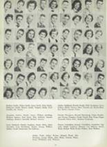 1957 Suitland High School Yearbook Page 80 & 81