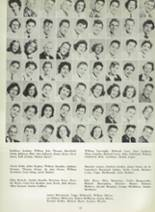 1957 Suitland High School Yearbook Page 86 & 87