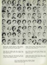 1957 Suitland High School Yearbook Page 88 & 89