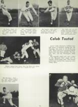 1957 Suitland High School Yearbook Page 94 & 95
