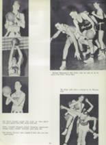 1957 Suitland High School Yearbook Page 98 & 99