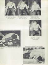 1957 Suitland High School Yearbook Page 100 & 101