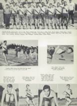 1957 Suitland High School Yearbook Page 104 & 105