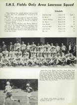 1957 Suitland High School Yearbook Page 106 & 107
