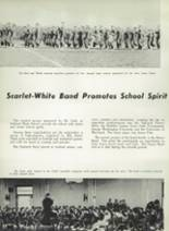 1957 Suitland High School Yearbook Page 114 & 115