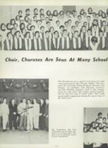 1957 Suitland High School Yearbook Page 116 & 117