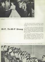 1957 Suitland High School Yearbook Page 120 & 121
