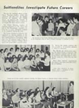 1957 Suitland High School Yearbook Page 122 & 123