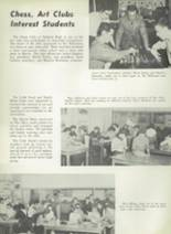 1957 Suitland High School Yearbook Page 124 & 125