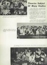 1957 Suitland High School Yearbook Page 126 & 127
