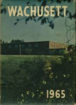 1965 Yearbook Wachusett Regional High School