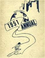 1951 Yearbook Ypsilanti High School