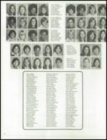 1977 Culver City High School Yearbook Page 80 & 81