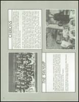1977 Culver City High School Yearbook Page 86 & 87