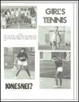 1977 Culver City High School Yearbook Page 130 & 131