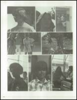 1977 Culver City High School Yearbook Page 164 & 165