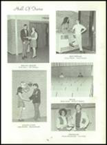 1971 Hurley High School Yearbook Page 28 & 29