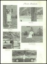 1971 Hurley High School Yearbook Page 30 & 31