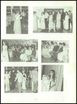 1971 Hurley High School Yearbook Page 32 & 33