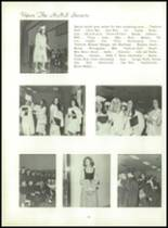 1971 Hurley High School Yearbook Page 38 & 39