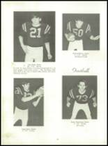 1971 Hurley High School Yearbook Page 40 & 41