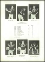 1971 Hurley High School Yearbook Page 42 & 43