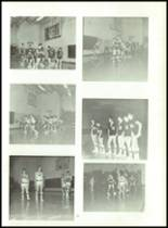 1971 Hurley High School Yearbook Page 44 & 45