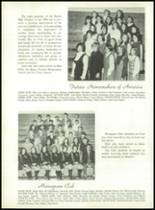 1971 Hurley High School Yearbook Page 58 & 59