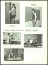 1971 Hurley High School Yearbook Page 62 & 63