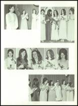 1971 Hurley High School Yearbook Page 68 & 69