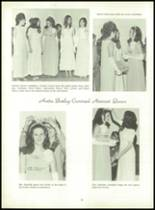 1971 Hurley High School Yearbook Page 70 & 71