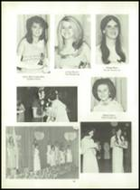 1971 Hurley High School Yearbook Page 72 & 73