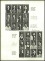 1971 Hurley High School Yearbook Page 102 & 103