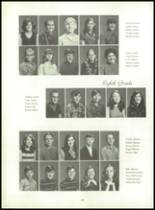 1971 Hurley High School Yearbook Page 108 & 109