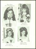 1971 Hurley High School Yearbook Page 126 & 127