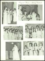 1971 Hurley High School Yearbook Page 128 & 129