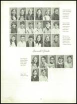 1971 Hurley High School Yearbook Page 178 & 179