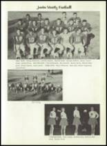 1962 Model High School Yearbook Page 26 & 27