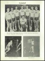1962 Model High School Yearbook Page 28 & 29