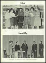 1962 Model High School Yearbook Page 38 & 39