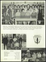 1962 Model High School Yearbook Page 40 & 41