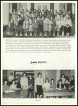 1962 Model High School Yearbook Page 44 & 45