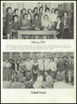 1962 Model High School Yearbook Page 50 & 51