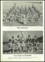 1962 Model High School Yearbook Page 52 & 53
