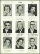 1962 Model High School Yearbook Page 56 & 57