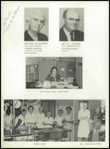 1962 Model High School Yearbook Page 58 & 59