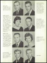 1962 Model High School Yearbook Page 60 & 61