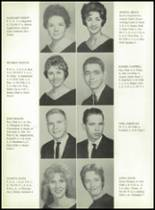 1962 Model High School Yearbook Page 62 & 63